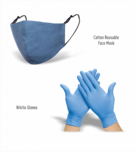 Mask-and-gloves